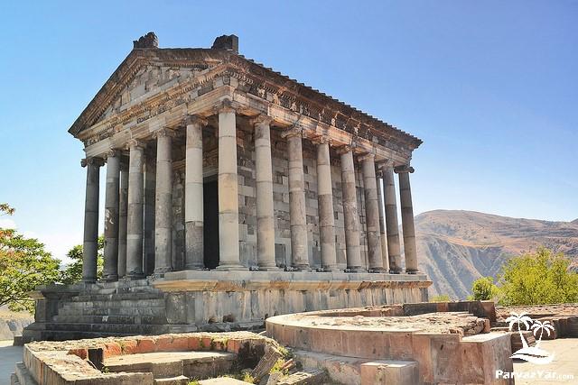 دیدنی های ارمنستان Garni