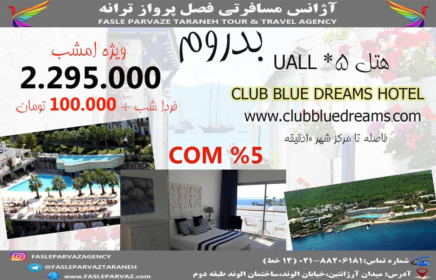club-blue