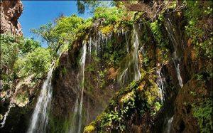ترسناک ترین آبشار