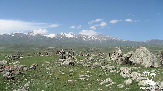 دیدنی های ارمنستان Karahundj-Observatory-
