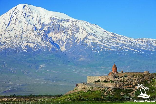 دیدنی های ارمنستان Khor-virap