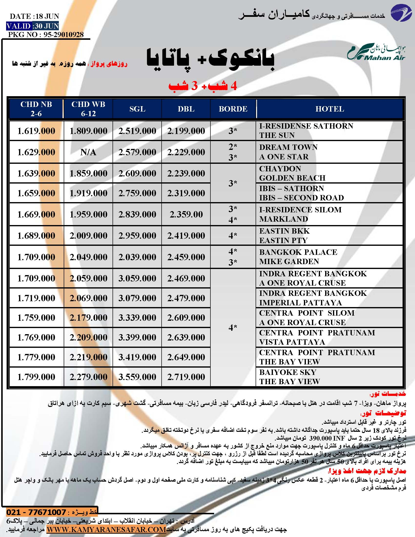 BKKPTY MAHAN  JUNE Page