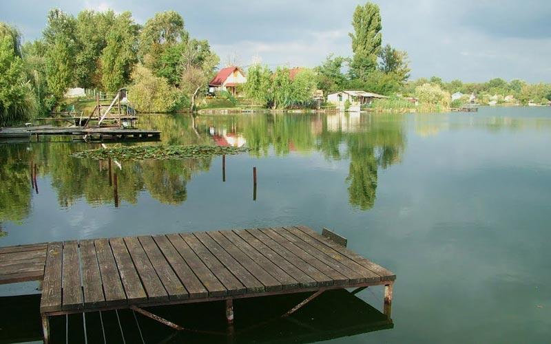 دریاچه کاویکسوس مجارستان