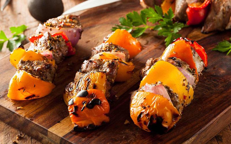 کباب شیشلیک (Shish kebab)
