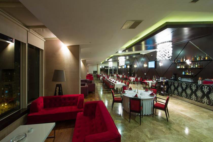 هتل Qafqaz Point Boutique Hotel