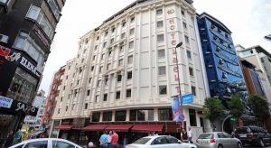 هتل Delta Hotel Istanbul
