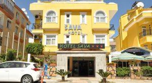 هتل Sava Hotel
