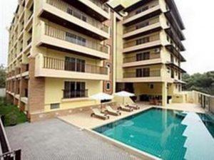 هتل Jomtien Beach Residence