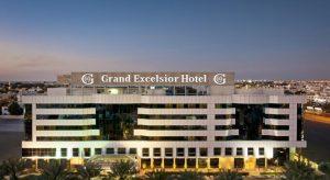 هتل Grand Excelsior Hotel Deira