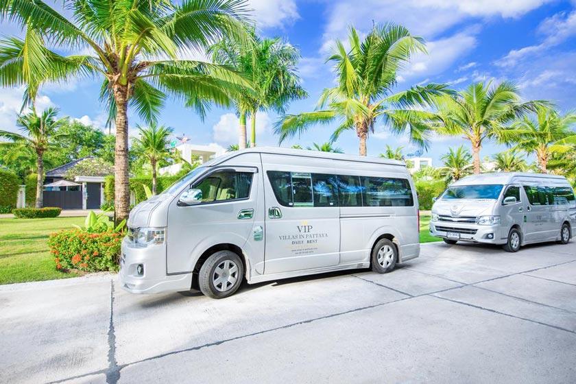 هتل VIP Villas Pattaya DaVinci Pool Villa