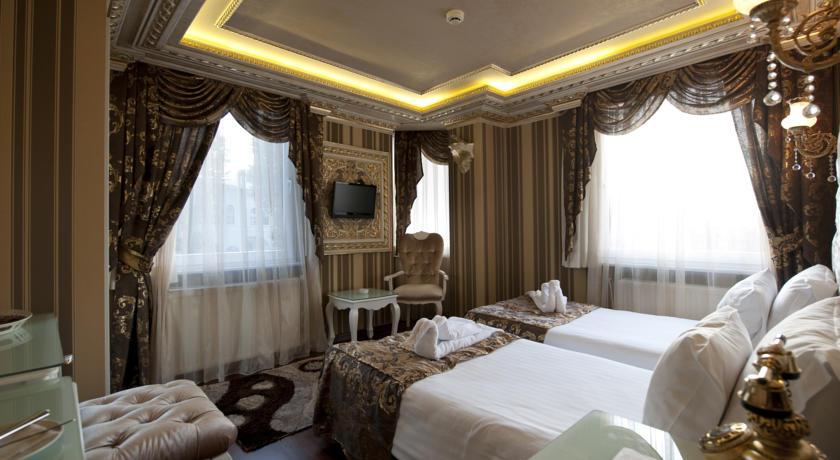 هتل Golden Horn Hotel