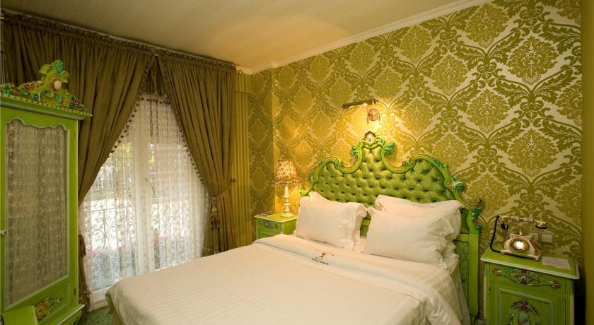 هتل Amisos Hotel
