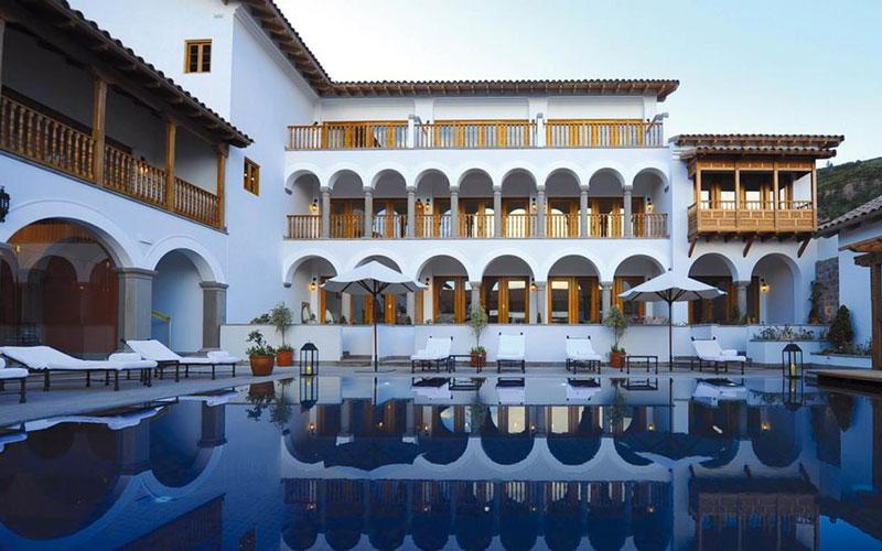 هتل بلموند پالاسیو نازارناس (Belmond Palacio Nazarenas) - پرو