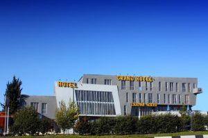 هتل Grand Hotel Tbilisi