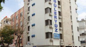 هتل Hotel Guleryuz