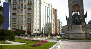 هتل Taksim Gonen
