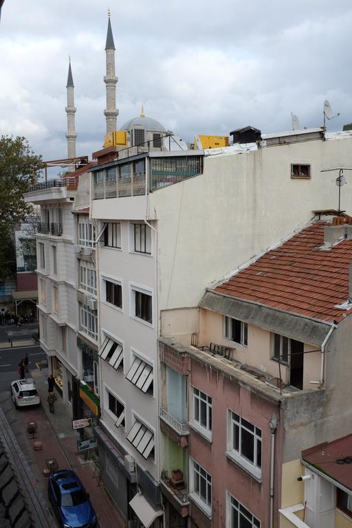هتل Bizim Apart Fatih
