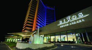 هتل Rixos Grand Ankara
