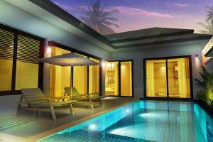 هتل La Ville Phuket Pool Villa