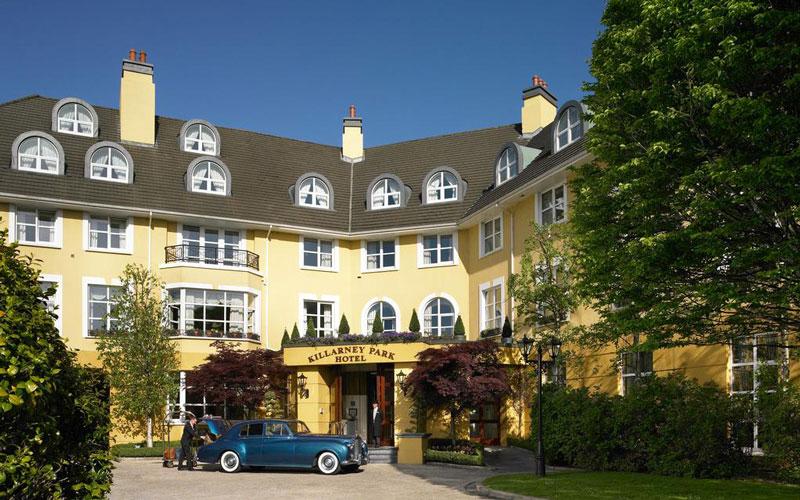 هتل د کیلارنی پارک هتل (The Killarney Park Hotel) - ایرلند