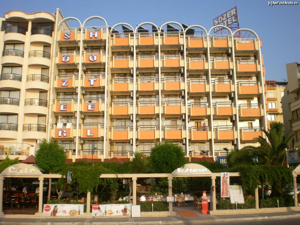 هتل Sozer