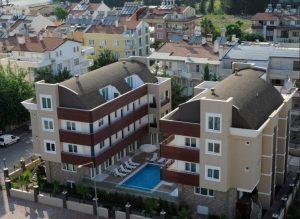 هتل Adalin Evleri
