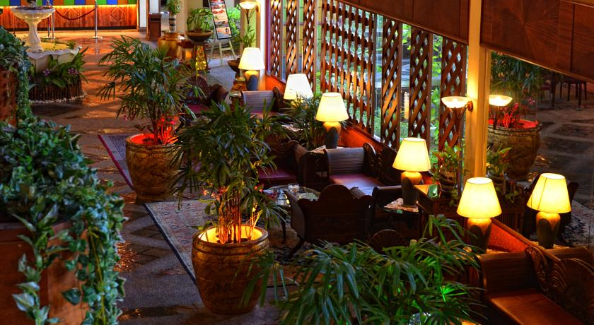 هتل Holiday Villa Beach Resort & Spa Langkawi