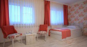 هتل Hotel Abro Sezenler