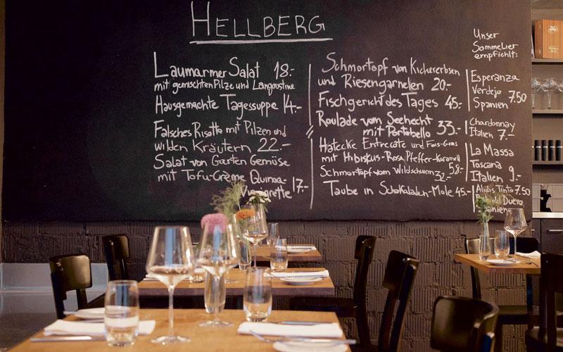 رستوران Hellberg