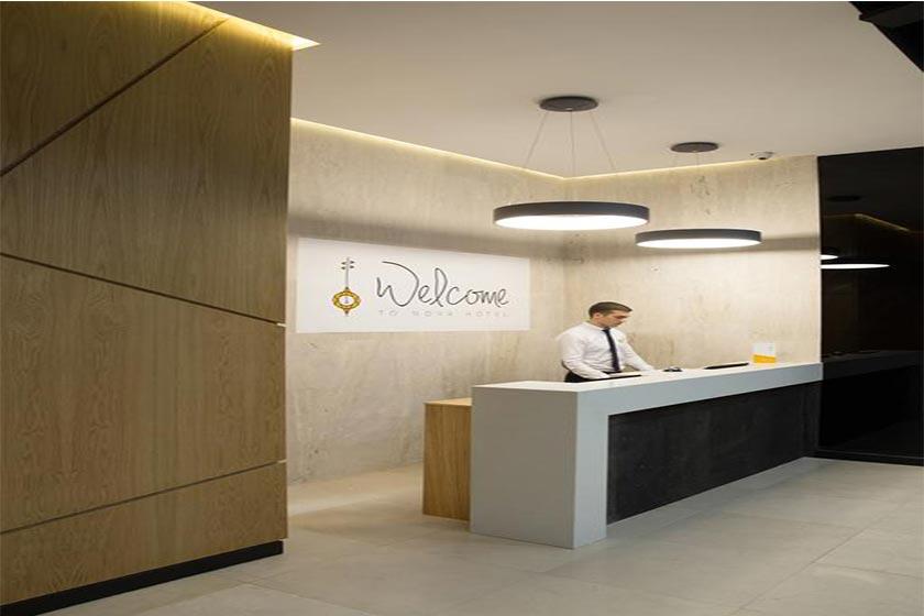 هتل Nova Hotel Yerevan