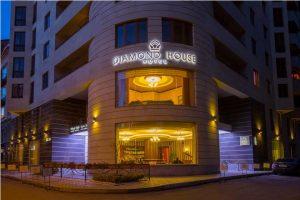 هتل Diamond House Hotel Yerevan