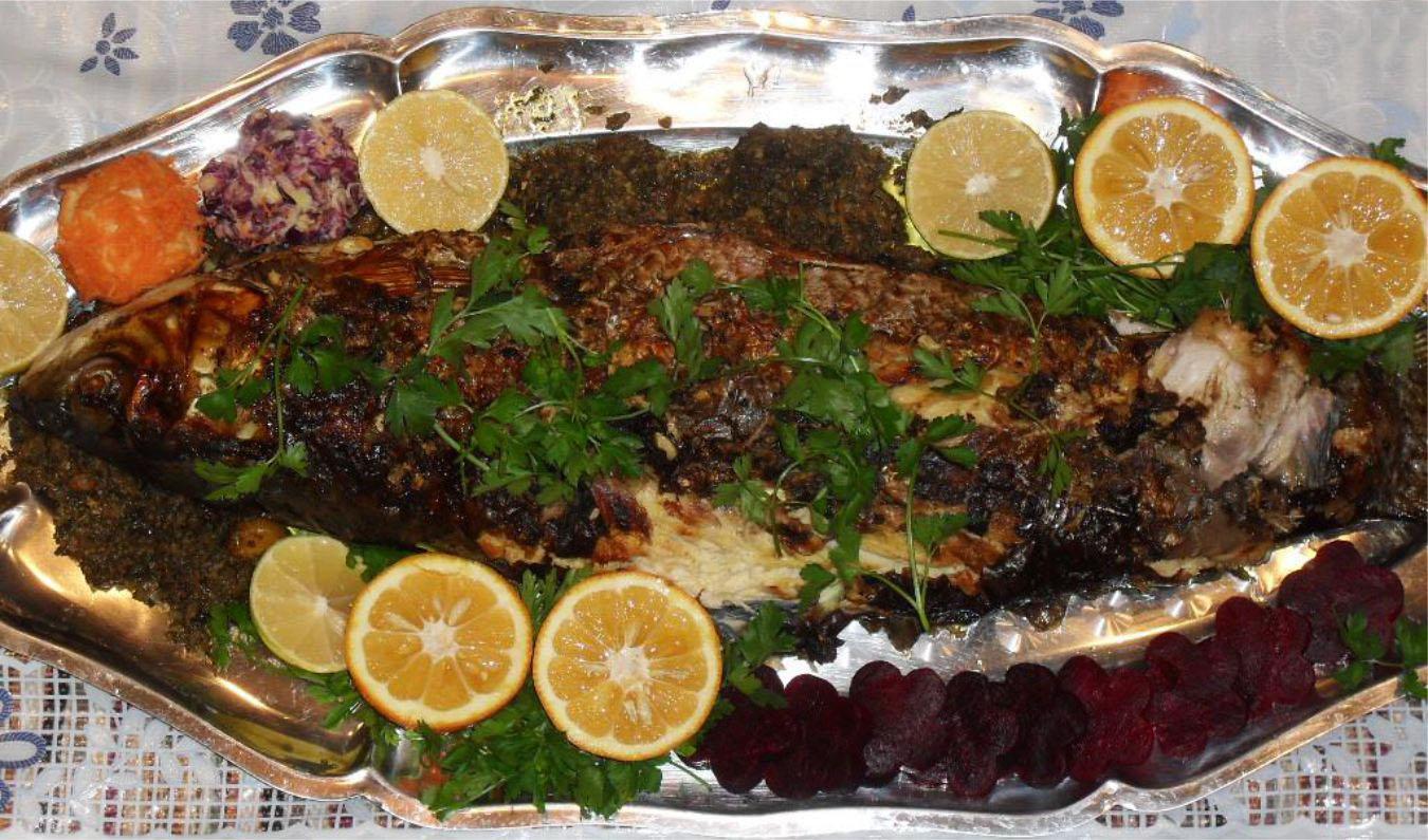 ماهی فسنجون