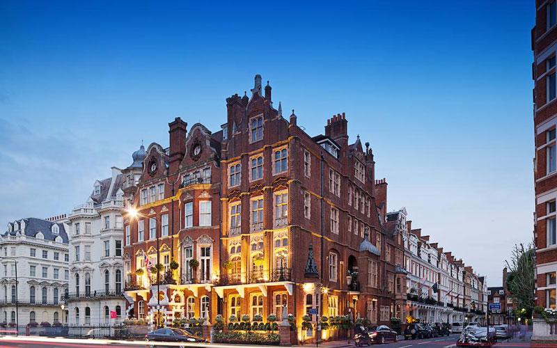 هتل میلستون (Milestone Hotel) - انگلیس