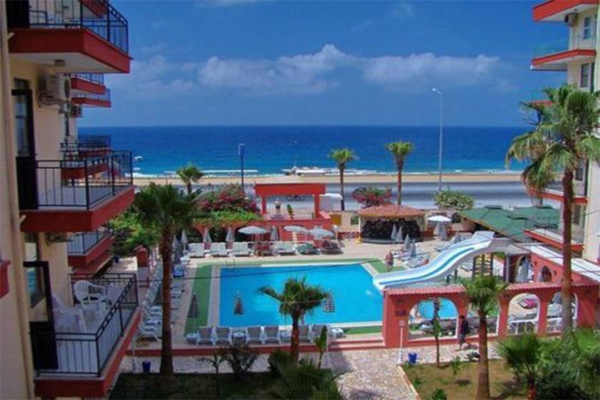 هتل Astor Beach