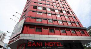 هتل Sani Hotel, Kuala Lumpur