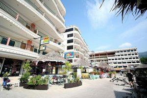 هتل Bel Aire Patong