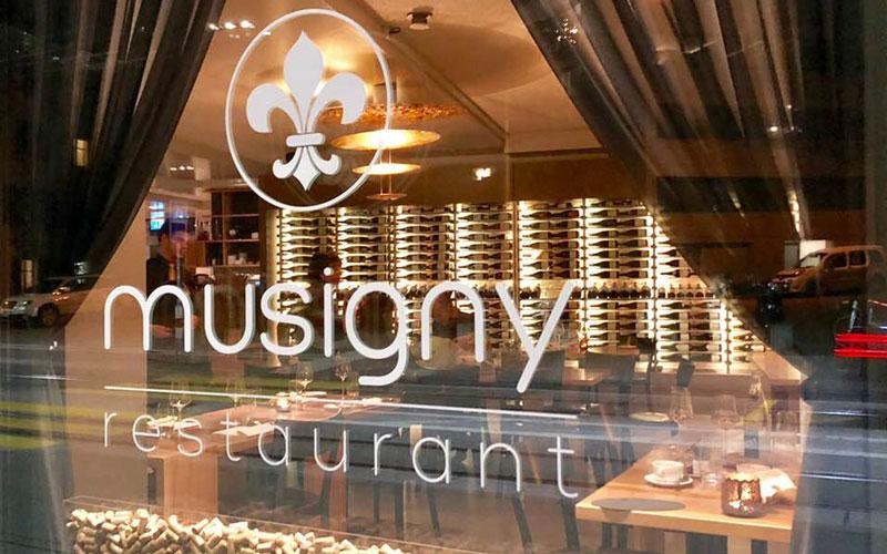 رستوران Musigny