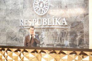 هتل Respublika