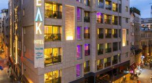 هتل The Peak Hotel
