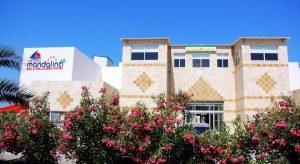 هتل Yelken Mandalinci Spa&Wellness Hotel