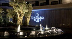 هتل Ramada Plaza Hotel &Spa