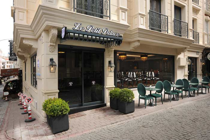 هتل Le Petit Palace Hotel