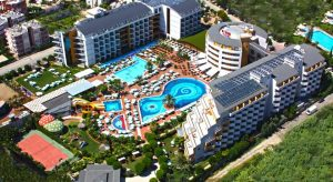 هتل My Home Resort Hotel