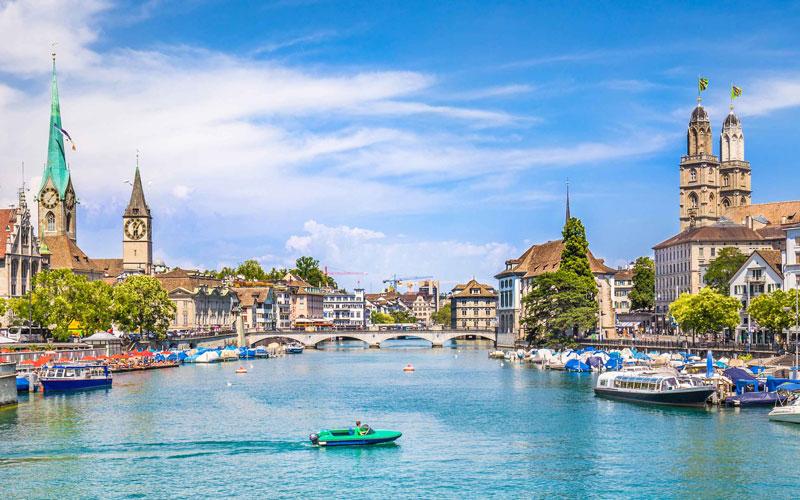 دریاچه زوریخ (Lake Zurich)