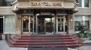 هتل Crystal Hotel Istanbul