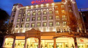 هتل Ramada Hotel&Suites Istanbul Merter