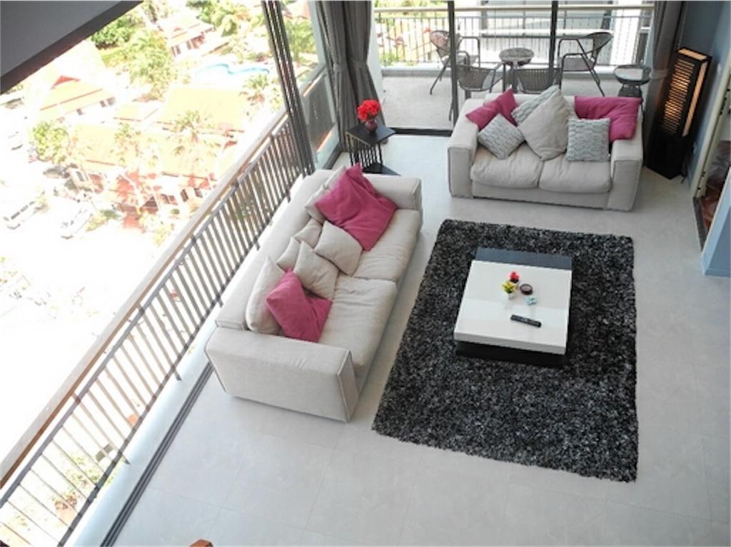 هتل Kamala Resort & SPA 2 bedrooms Sea View Sauna Apartment