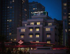 هتل Balsamo Hotel & Suites