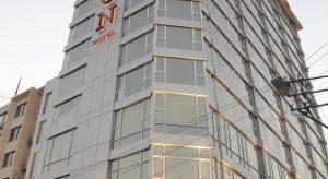 هتل Anemon Fuar Hotel