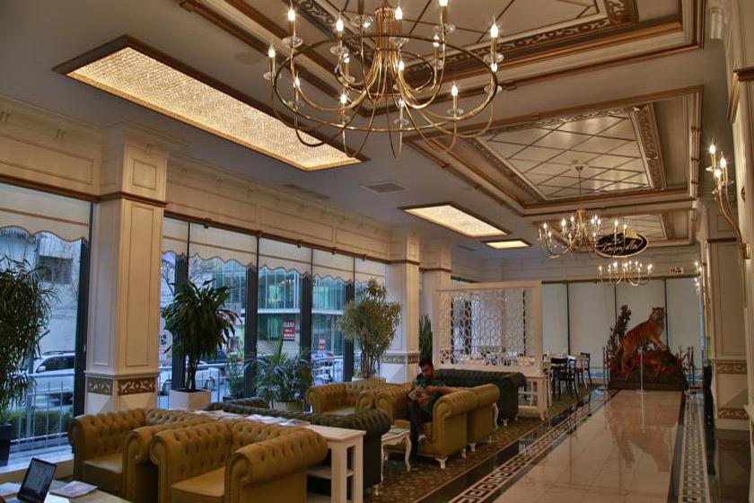 هتل Divan Express Baku
